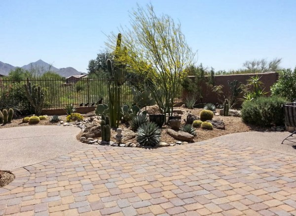 paver installation pavers scottsdale