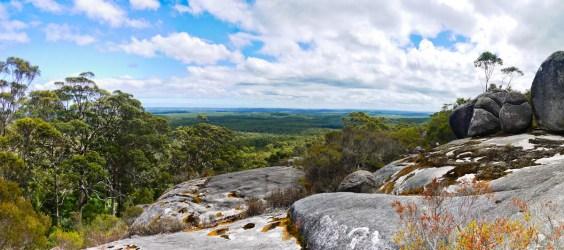 Mount Pingerup, D'Entrecasteaux National Park