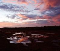 Sunset, Barrow Island