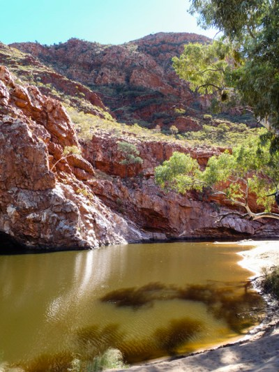 West MacDonnell Ranges, Alice Springs, Northern Territory