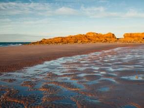 Sunrise at the Port, Broome, Western Australia