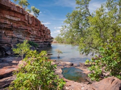 Bindoola Gorge, Home Valley Station, Kimberleys, Western Australia