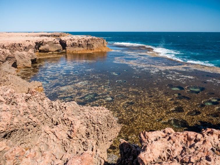 Blowholes, Quobba Station, Western Australia