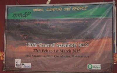 mm&P 5th General Assembly 27th Feb – 1st March 2015
