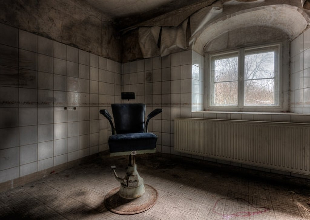 Old Abandoned Science Lab audio atmosphere