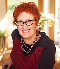 Portrait: Cheryl Robertson