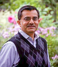 Portrait: Shashi Shekhar