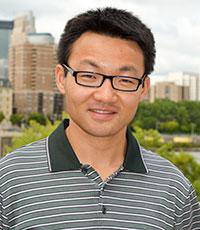 Portrait: Jiarong Hong