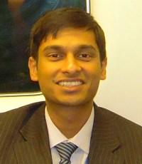 Portrait: Nitish Mital