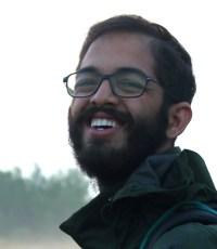 Portrait: Siddharth Iyengar
