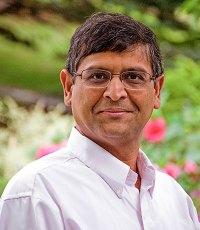 Portrait: Vipin Kumar