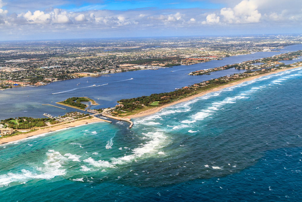 South Florida at High Risk from Sea Level Rise