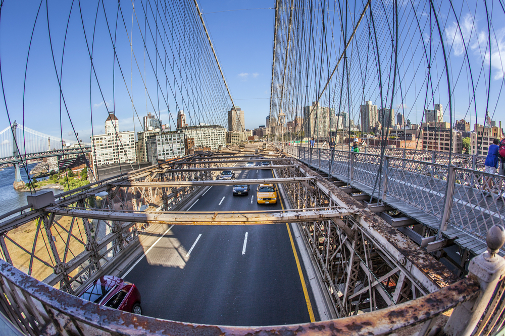 New York Plans to Use Environmental Funds for Bridge