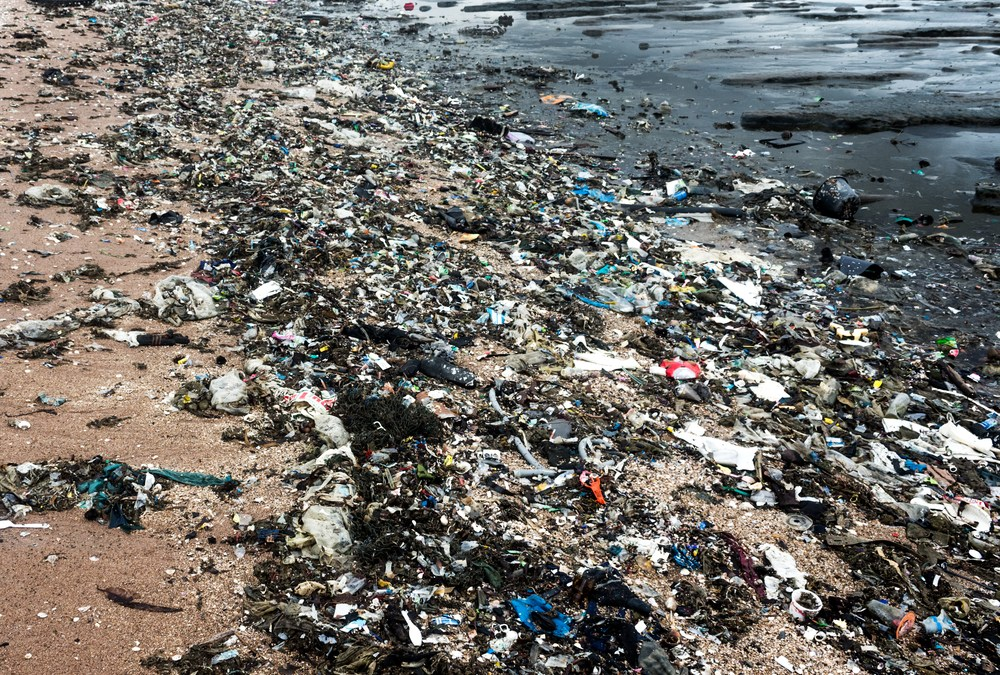 Millions of Tons of Trash Being Dumped In Oceans