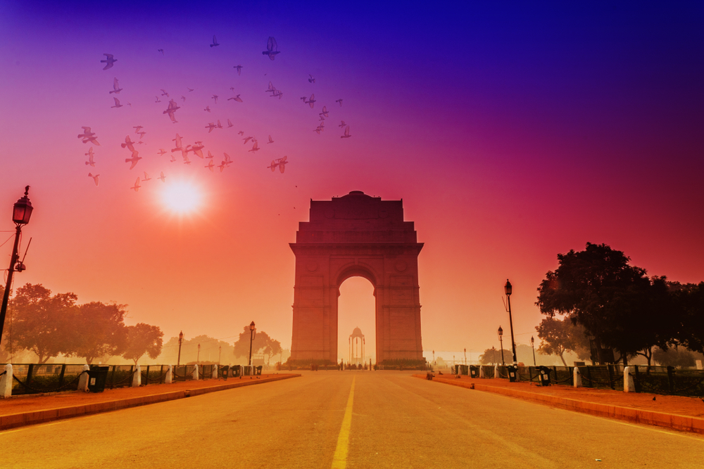 Delhi Celebrates Absence of Pollution During Lockdown