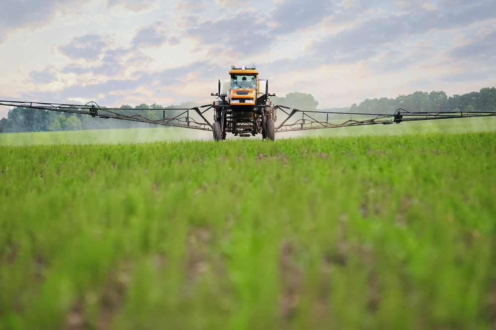 Agriculture Contributing More to Sulfur Pollution than Fossil Fuels
