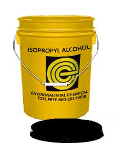 99% Isopropyl Alcohol – Environmental Chemical Corporation