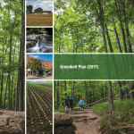 Cover photo of the Greenbelt Plan.