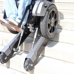 Stair Climbing Chair Outdoor Covers Ikea Wheelchair Takes Winning Position
