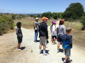 Shadowing an Elkhorn Slough Tour Guides walk