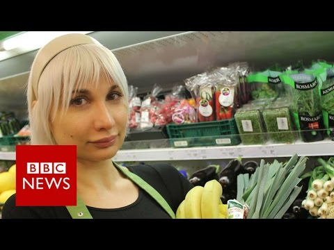 Denmark's Food Waste Vigilante – BBC News