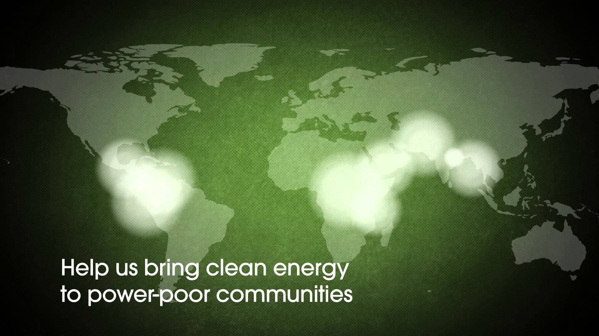 Renewable World – Powering People Out Of Poverty