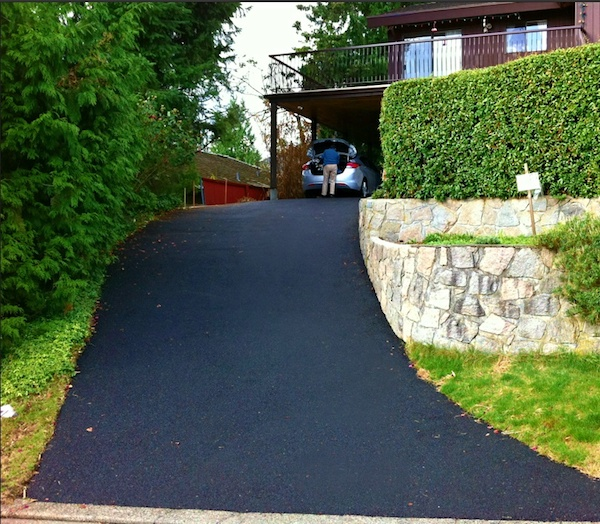 Tires Driveways Recycled