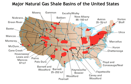 Roll over Marcellus, the Utica is tomorrow's gas news
