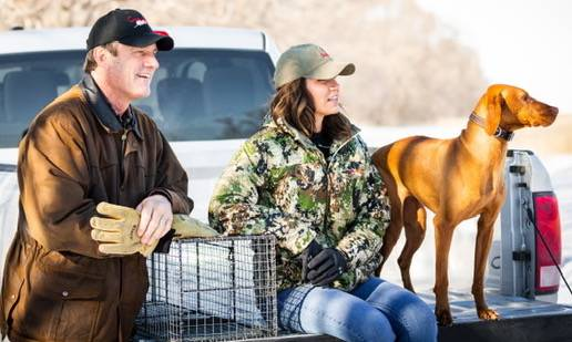 SOUTH DAKOTA GOVERNOR SAYS HER KID FRIENDLY PREDATOR TRAPPING PROGRAM IS THE ONLY WAY TO SAVE THE STATE'S CHILDREN