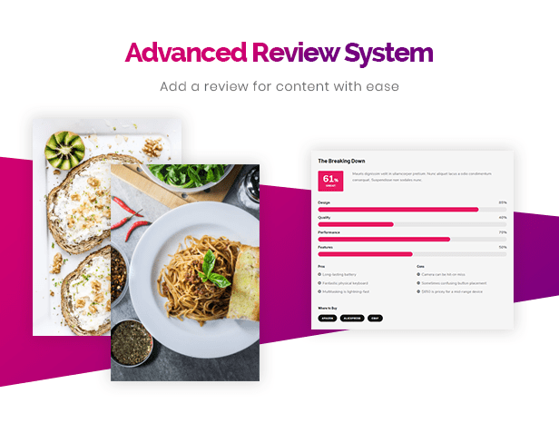 Advanced Review System