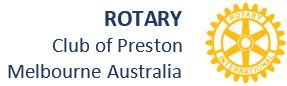 Rotary club of preston