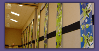 Wall of Banners - Envisionary Images