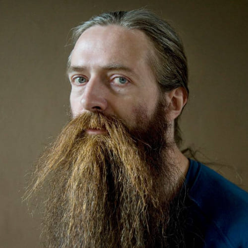 AUBREY DE GREY PH.D