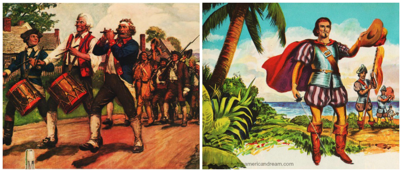 Christopher Columbus America Dreaming