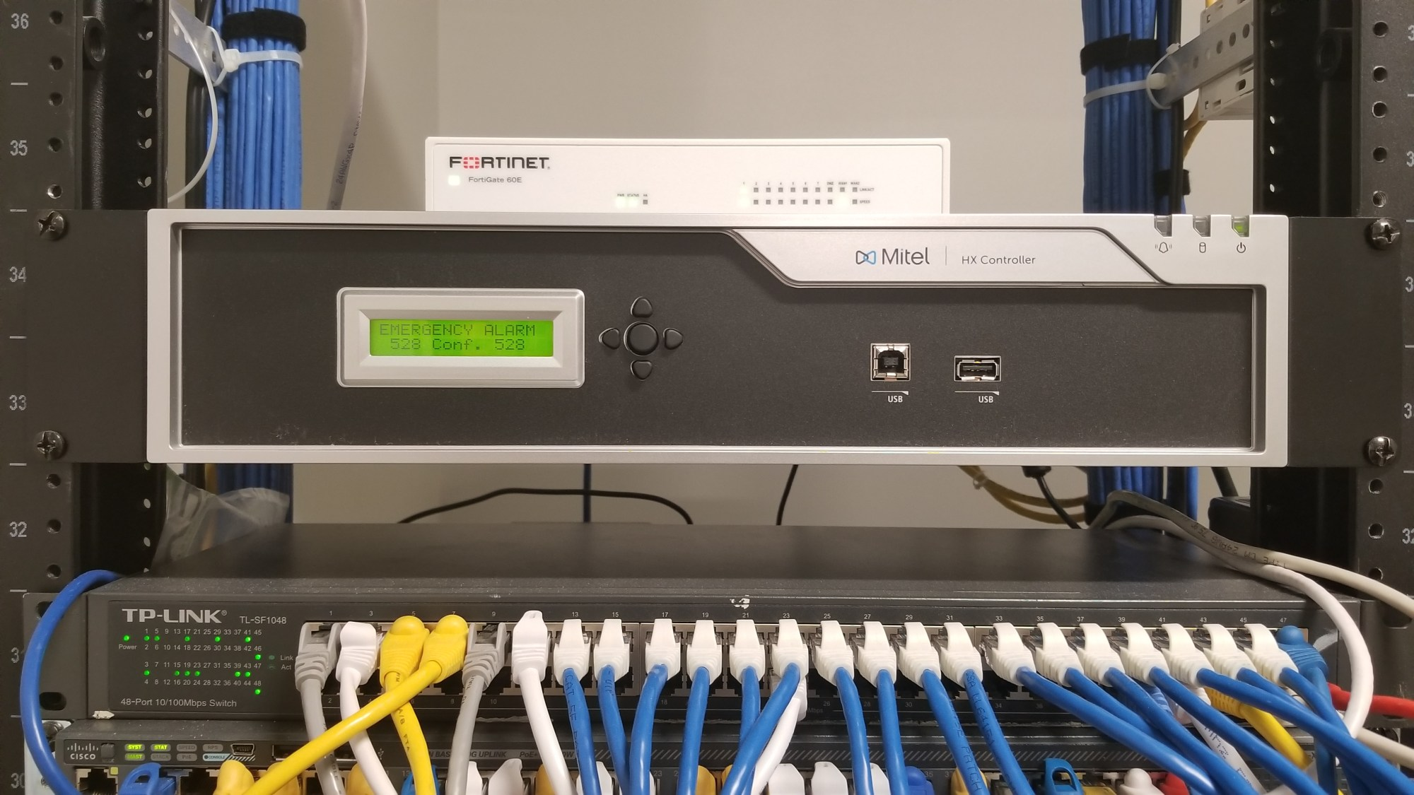 hight resolution of  our mitel voip system connected conference room wireless and wired data network was installed and is all working problem free we are very happy with our
