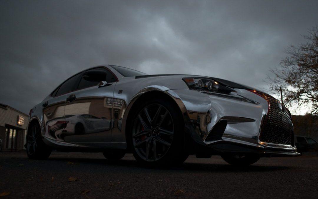 Chrome Lexus