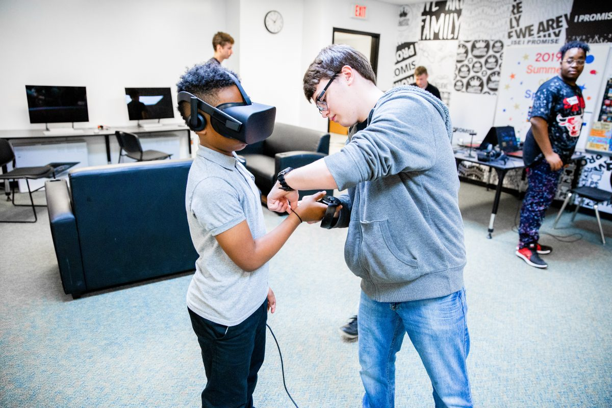 Is VR Built for Kids?