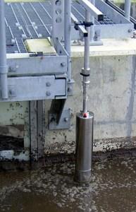 submerged ammonia analyser