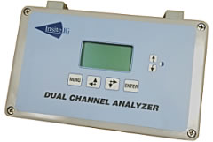 optical dissolved oxygen monitor