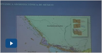 Modelo para la atenuación de la seudoaceleración generada por los sismos interplaca en la zona de subducción mexicana.