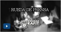 Rueda de prensa. El sentido de las fiestas en Colombia