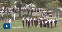 Acto de inauguracion Torneos Ultimate de Oro Universidad EAFIT 2011