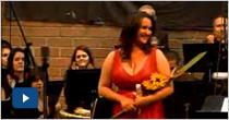 XV Concierto de Temporada 2010 de la Orquesta Sinfónica Eafit.
