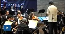 XVI Concierto de Temporada 2010 de la Orquesta Sinfónica Eafit.