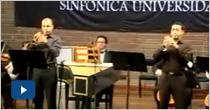I Concierto de Cámara Temporada 2009 Orquesta sinfónica Universidad Eafit