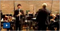 XV Concierto de la temporada 2009 Jóvenes Talentos con la Orquesta Sinfónica Universidad Eafit.