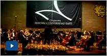 II Concierto de la Temporada 2009 Orquesta Sinfónica EAFIT.