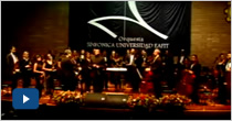 Concierto Jóvenes Talentos con la Orquesta Sinfónica EAFIT 2007