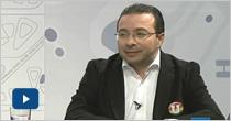 Rueda de prensa con el candidato a la Gobernación de Antioquia Carlos Mario Estrada Correa