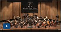 Concierto Inaugural de la temporada 2012, Orquesta Sinfónica Universidad EAFIT